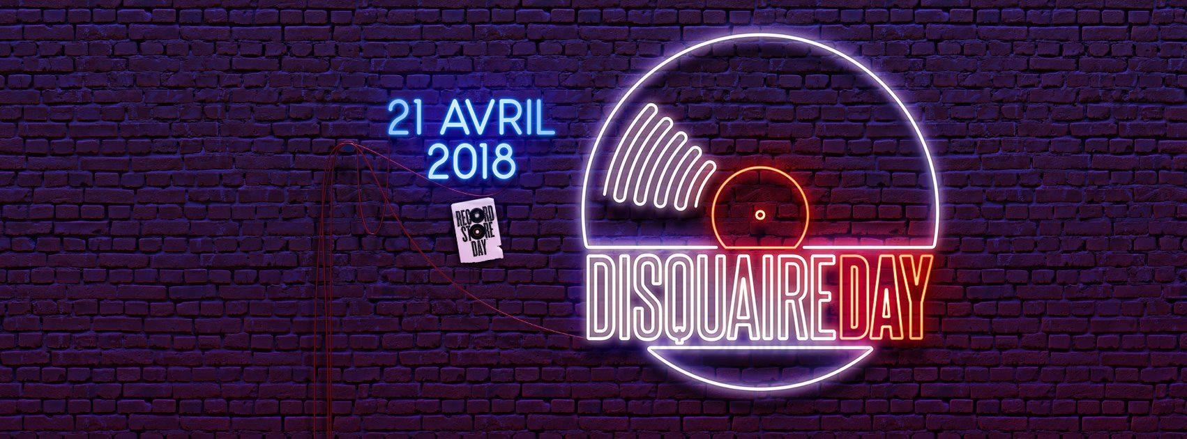 Disquaire Day 2018