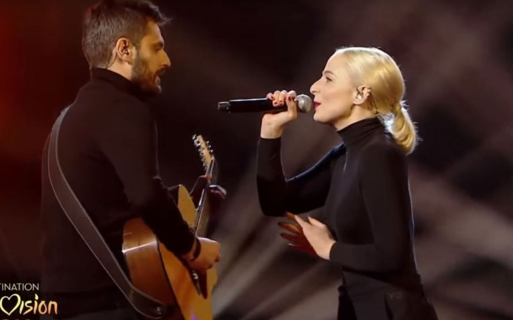 Eurovision Mercy Madame Monsieur