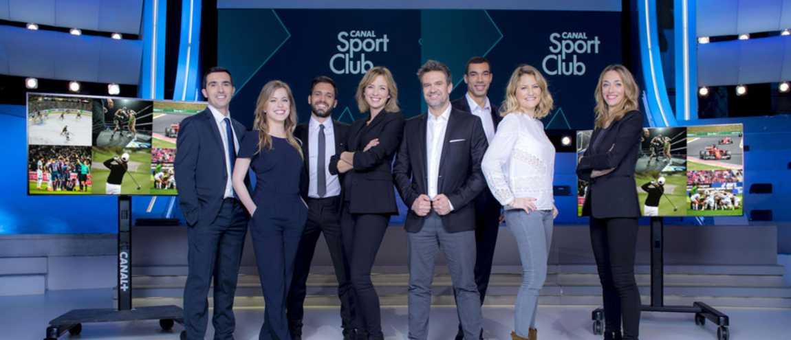 54 h de sport non stop sur Canal +