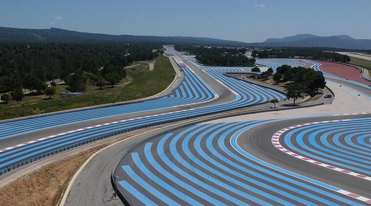 grand prix de France Castellet