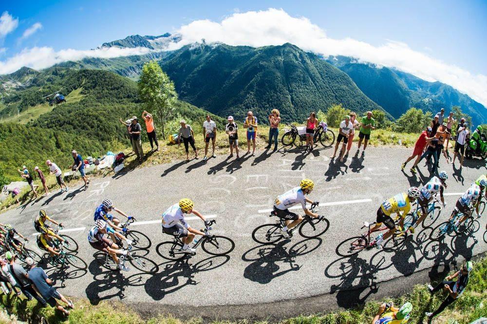 J-6 :présentation du tour de France cycliste 2018