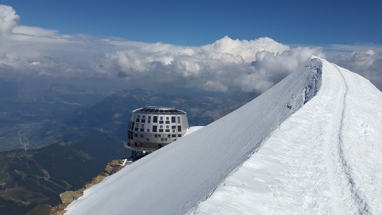 Mont Blanc, plus de goûter sans avoir réservé !
