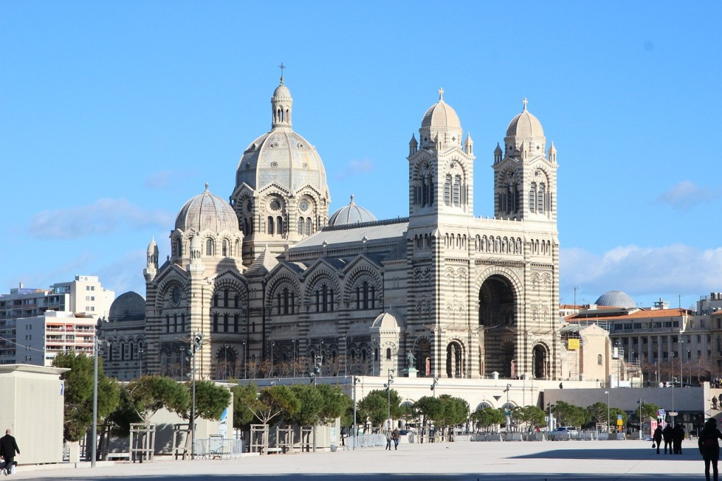 Cathedrale la Major Marseille