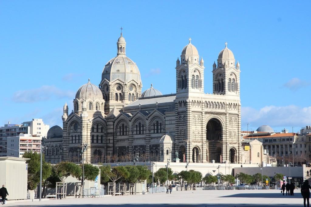 Cathedrale la Major Marseille