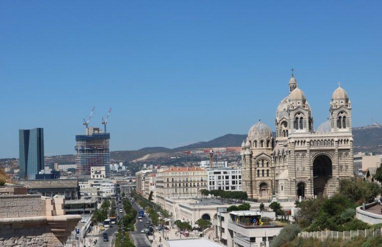 Le renouveau du quartier de la Joliette à Marseille