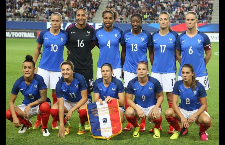Coupe du monde féminine de football 2019 : L'équipe-type de la France