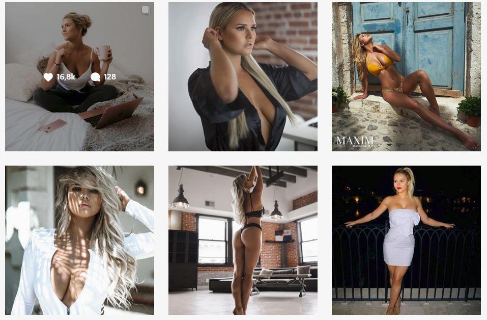 Instagram Kinsey Wolanski