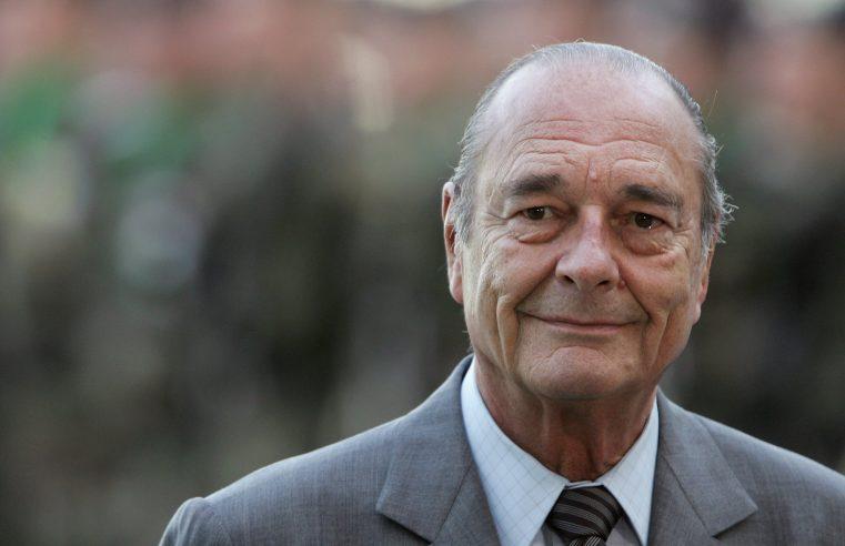 Le président Jacques Chirac est mort