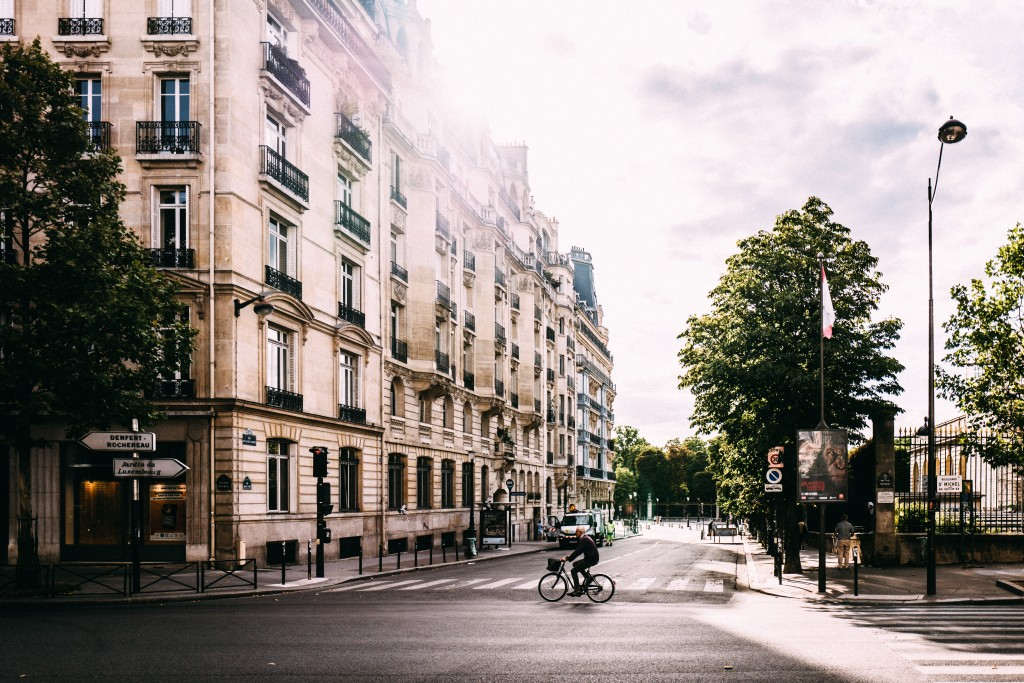 Immobilier à Paris