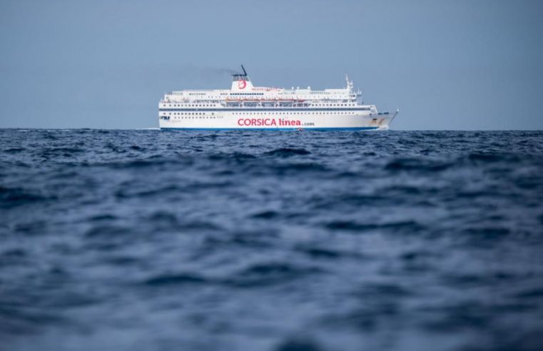 18 migrants sauvés par un ferry de la Corsica Linea