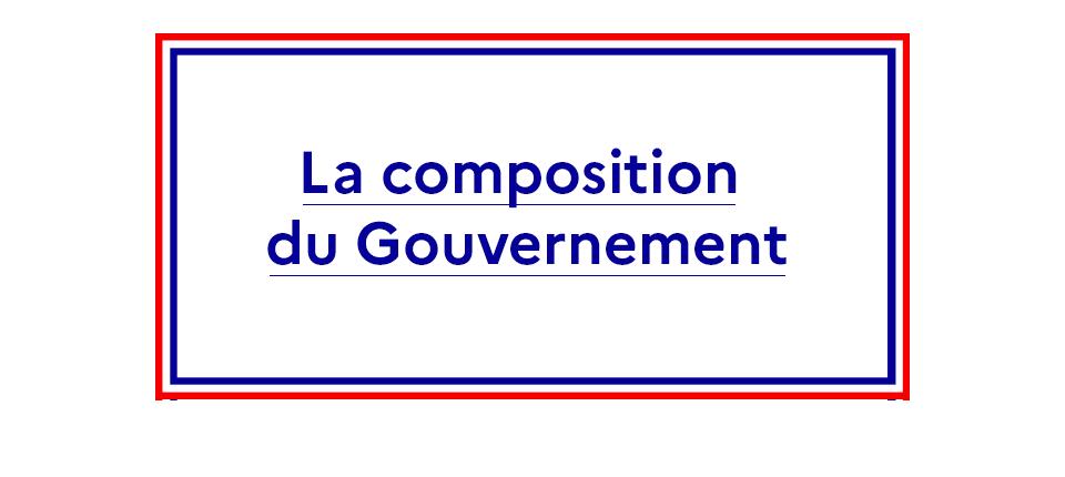 Gouvernement 2020