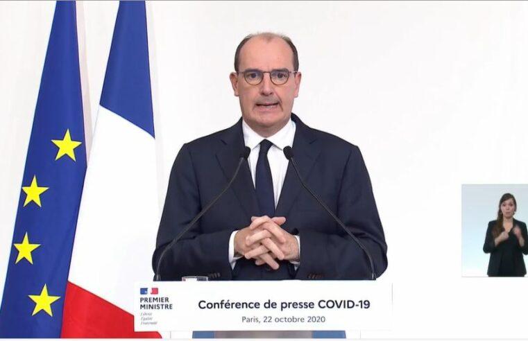 Covid 19 : le couvre-feu étendu à 40 nouveaux départements