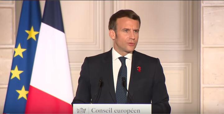 Covid-19 : la prise de parole d'Emmanuel Macron