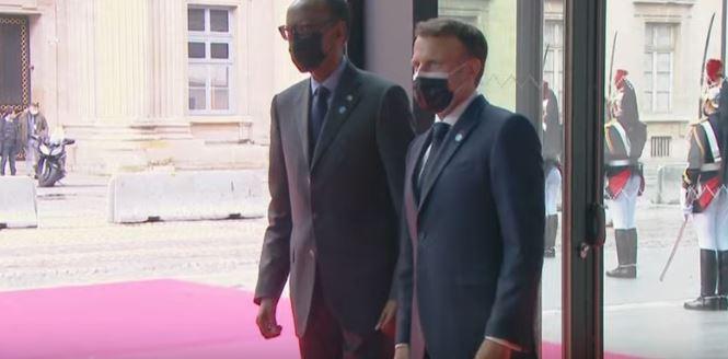Emmanuel Macron se rend au Rwanda pour une réconciliation entre les deux pays