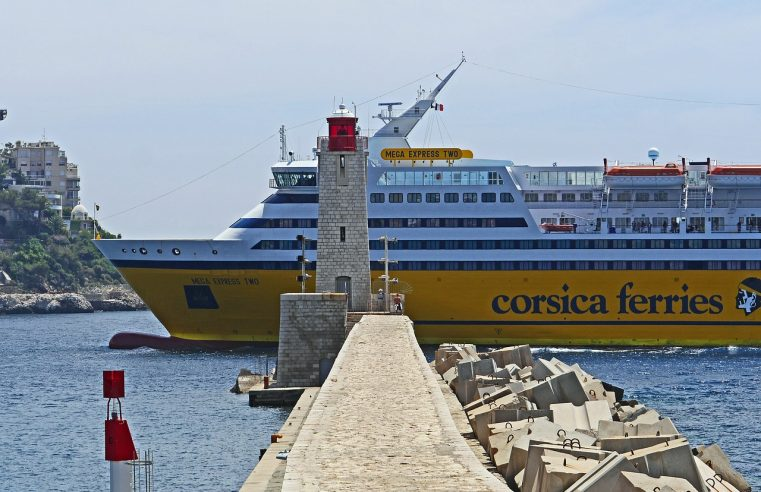 Le pass sanitaire obligatoire pour les voyages vers et depuis la Corse dès le 9 juin