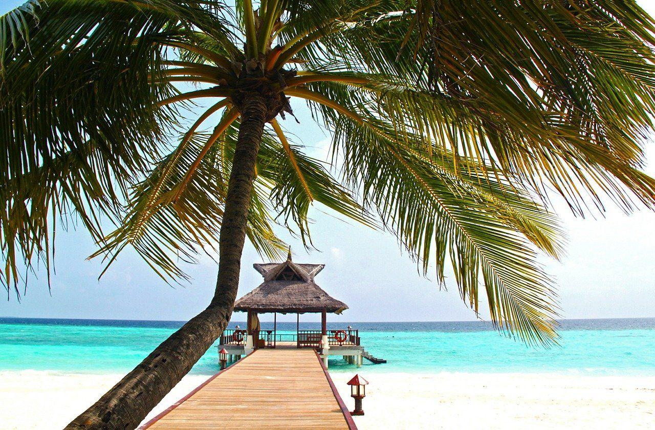 Bloquée sur une île paradisiaque car testée positive au Covid 19